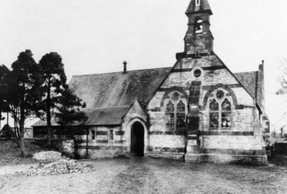 History of Middle Barton
